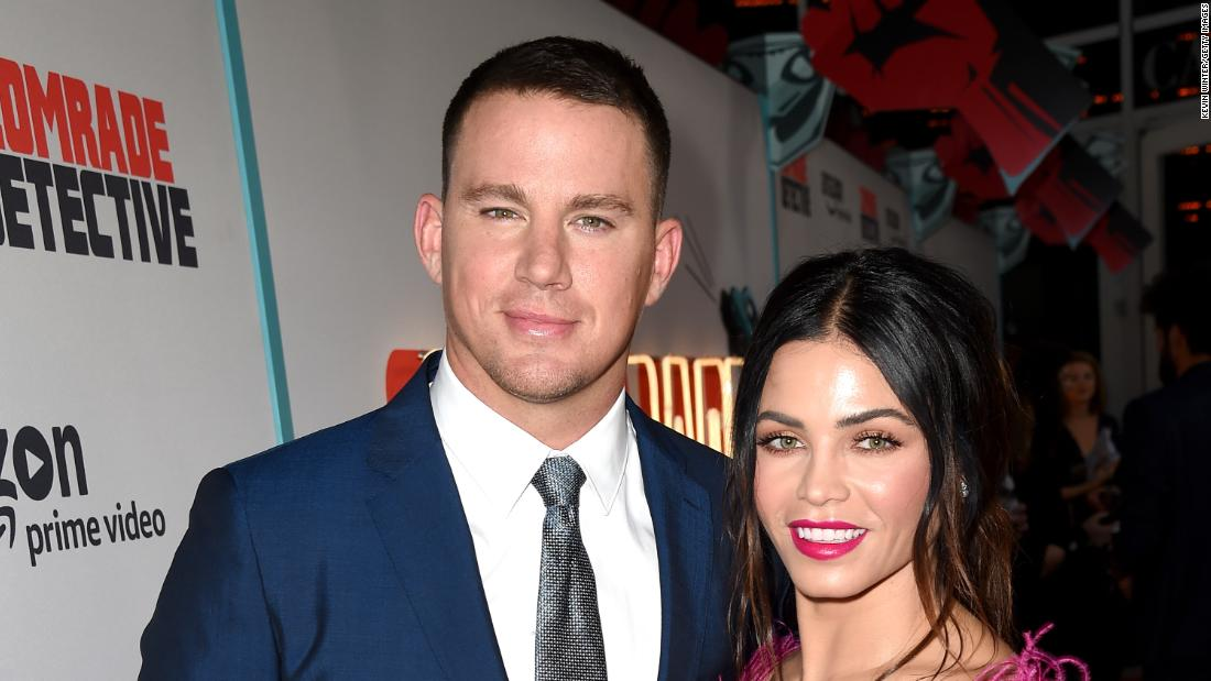 Jenna Dewan's boyfriend got her hooked on wrestling