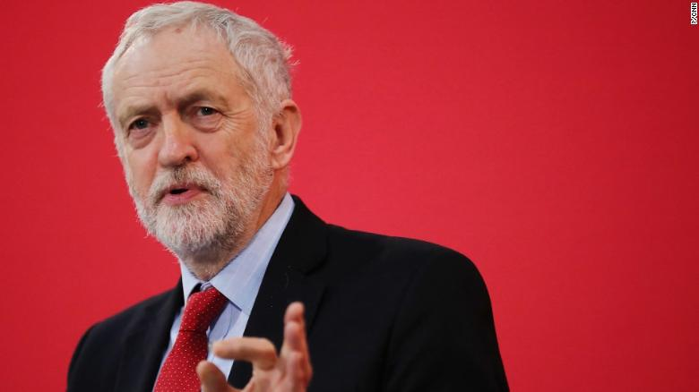 UK Labour leader accused of anti-Semitism