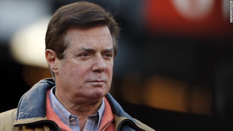 Manafort drops appeal of civil case against Mueller