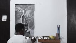 Nigeria's groundbreaking, hyperrealist artist