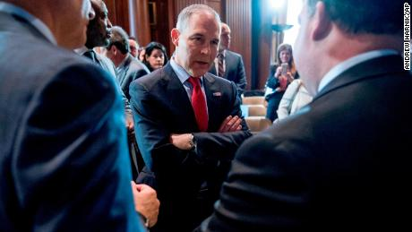 Liberals don't really care about Pruitt's ethics