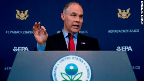 How EPA's Scott Pruitt avoided tough questions on Tuesday