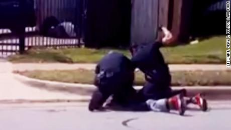 Ft. Worth violent arrest caught on camera