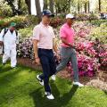 Tiger Woods Justin Thomas MAsters Augusta