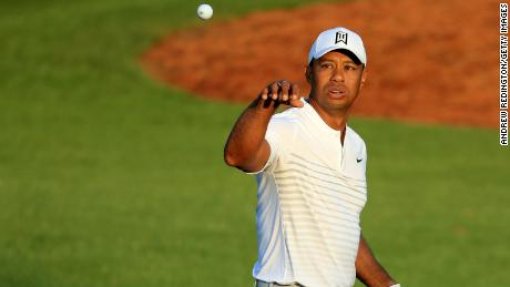 Tiger Woods makes Masters return