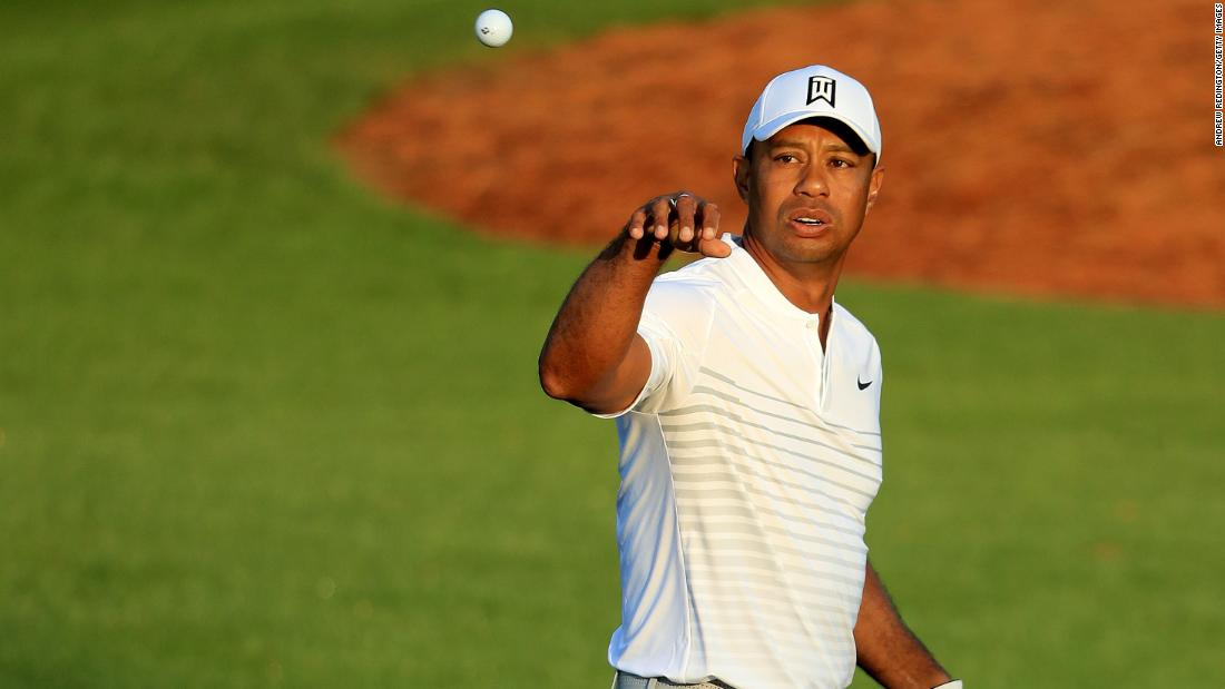 Woods prepares for his first Masters since 2015 at Augusta after undergoing spine fusion surgery last year.