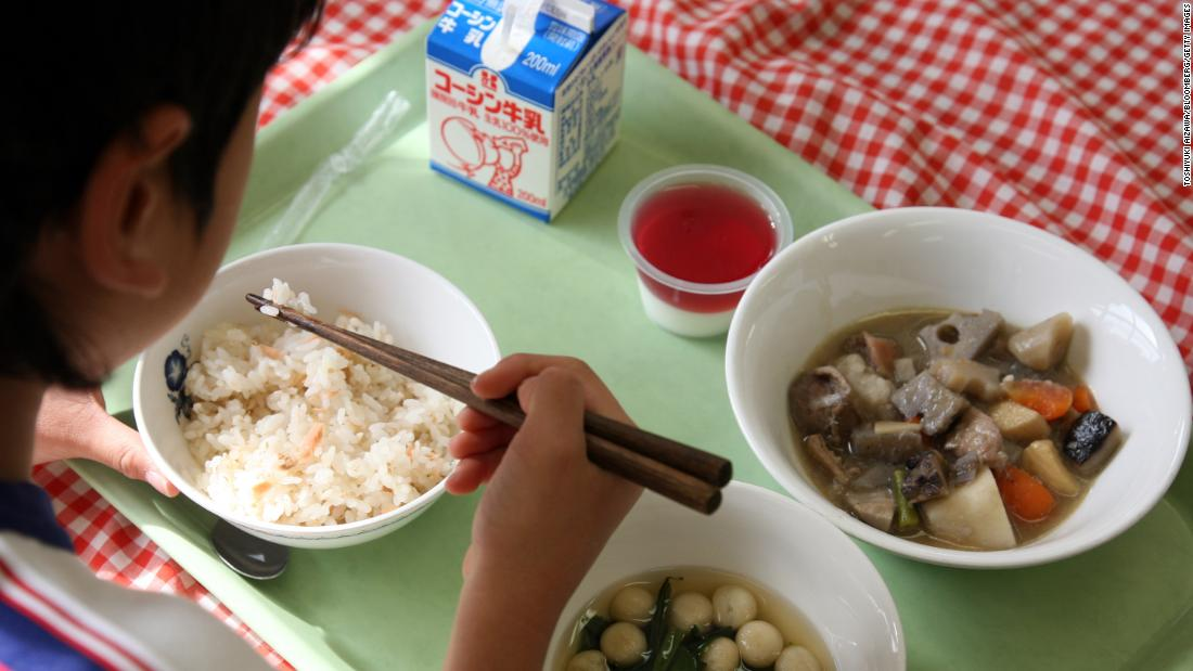 School lunches around the world with pictures -- Parenting