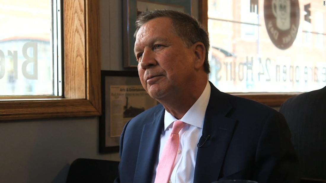 John Kasich: It's time for Republicans in Congress to put country over party