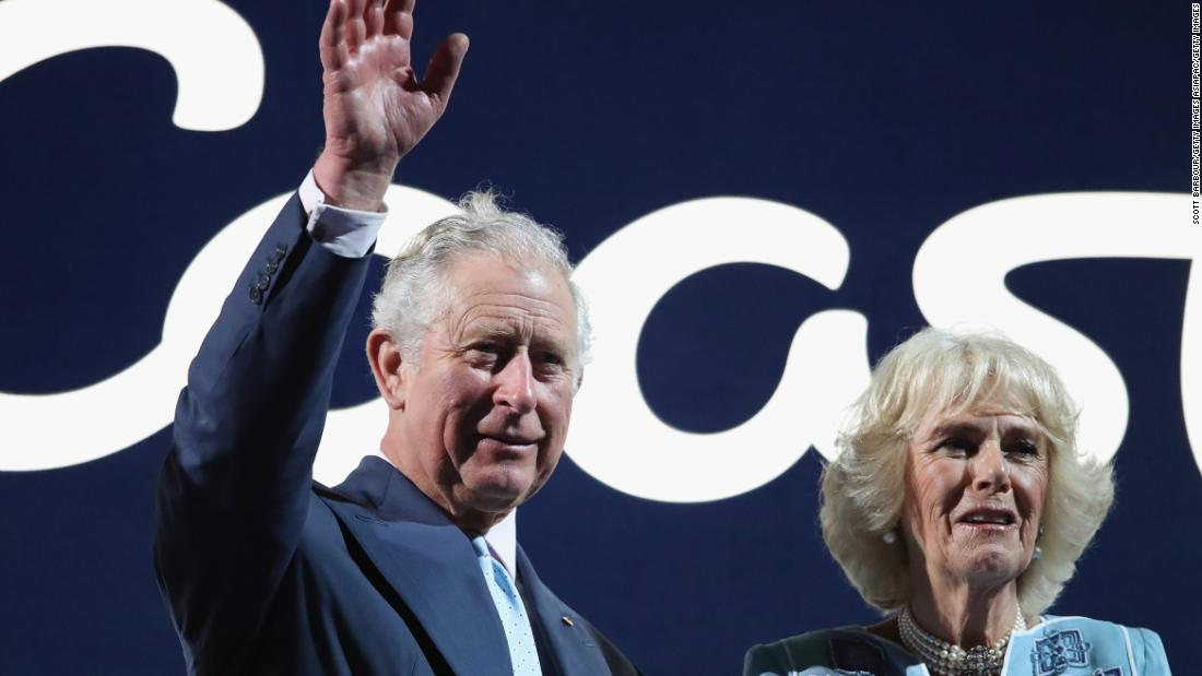 Prince Charles, Prince of Wales (L) and Camilla, Duchess of Cornwall. His Royal Highness the Prince of Wales opened Gold Coast 2018 on behalf of Her Majesty the Queen, who is the head of the Commonwealth of countries and territories.