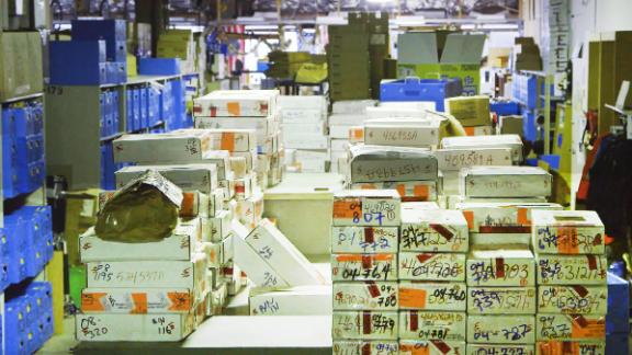 A warehouse of untested rape kits in 'I Am Evidence'