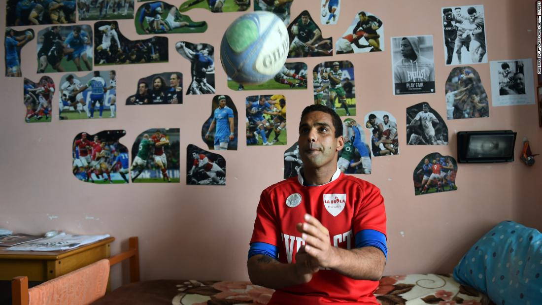 How rugby is reforming Italian prisoners
