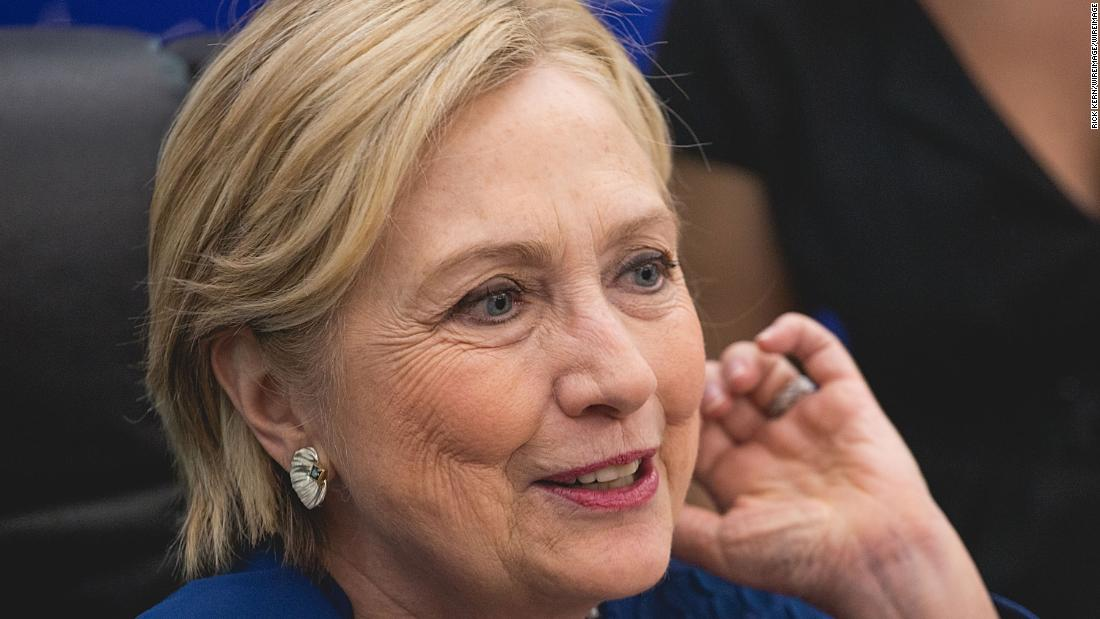 Hillary Clinton: That is an outright lie