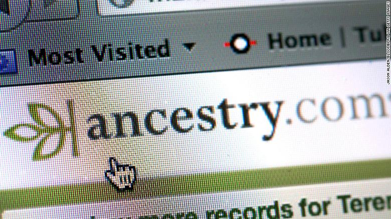 A page from the Ancestry.com Inc. website is displayed on an Apple Inc. iPad in this arranged photograph in London, U.K., on Monday, Oct. 22, 2012. Permira Advisers LLP  agreed to buy Ancestry.com Inc. in a transaction valued at about $1.6 billion, gaining the world's largest family-history website. Photographer: Jason Alden/Bloomberg via Getty Images
