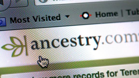 A page from the Ancestry.com Inc. website is displayed on an Apple Inc. iPad in this arranged photograph in London, U.K., on Monday, Oct. 22, 2012. Permira Advisers LLP  agreed to buy Ancestry.com Inc. in a transaction valued at about $1.6 billion, gaining the world