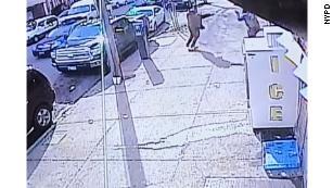 Saheed Vassell: New York police release video of man