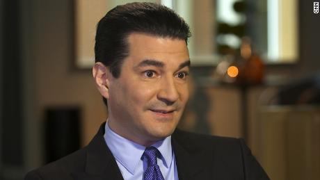 FDA chief: Opioids are biggest crisis we face