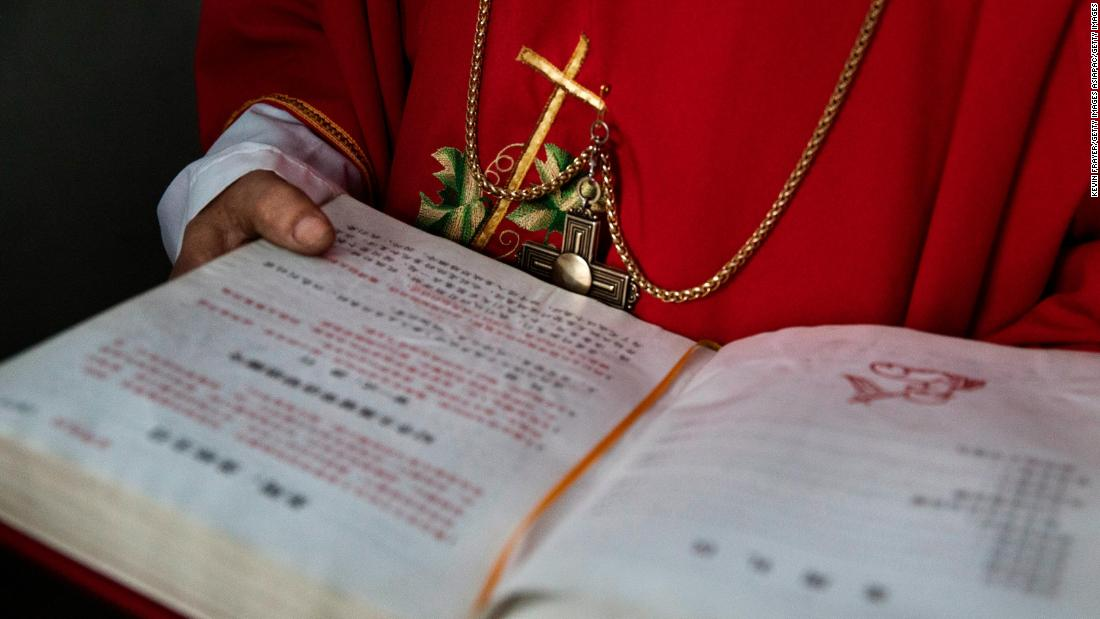 Bibles pulled from online stores as China increases control of religion