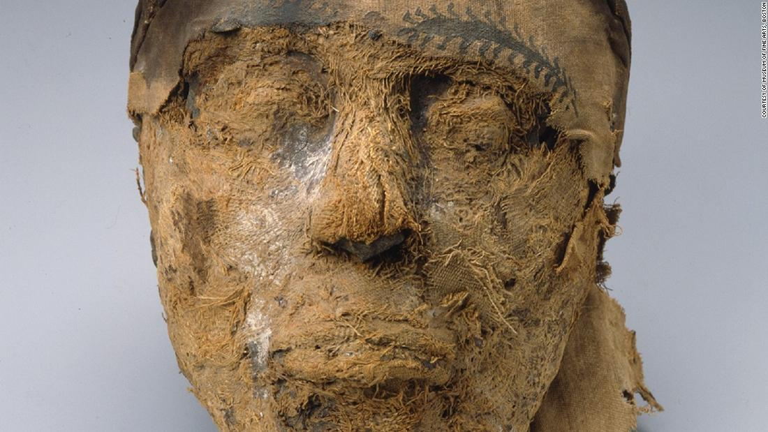 Forensic scientists from the FBI have successfully extracted DNA from a 4,000-year-old Egyptian mummy's head. They identified it as belonging to a provincial governor called Djehutynakht.