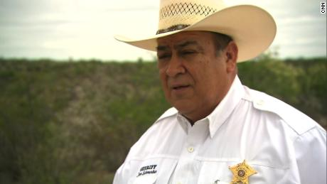 Border sheriff: Guard deployment unnecessary