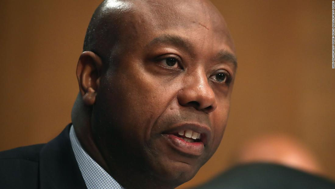 Tim Scott smashes the black GOP 'bargain' over King