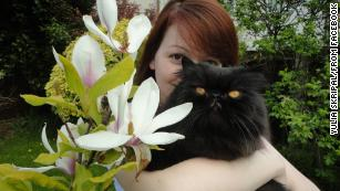Russian spy's cat and guinea pigs are dead, UK says