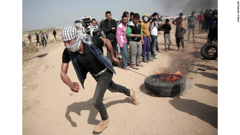 Deadly clashes rock Israel-Gaza border