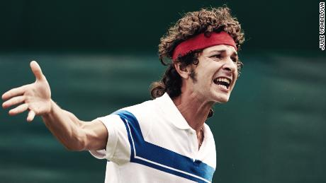 Shia LaBeouf in 'Borg vs. McEnroe'