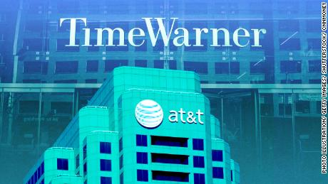 Rpt: Giuliani says Trump blocked AT&T, Time Warner merger
