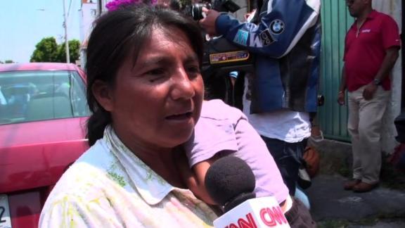 migrant caravan mexico grandmother