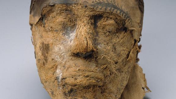 Head of the mummy Djehutynakht