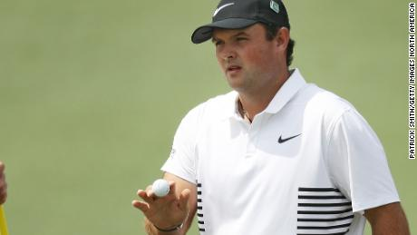 Masters 2018: Tiger survives the cut as Patrick Reed leads at halfway