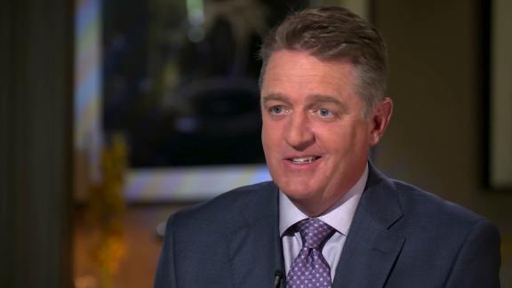 Stormy Daniels' former attorney Keith Davidson