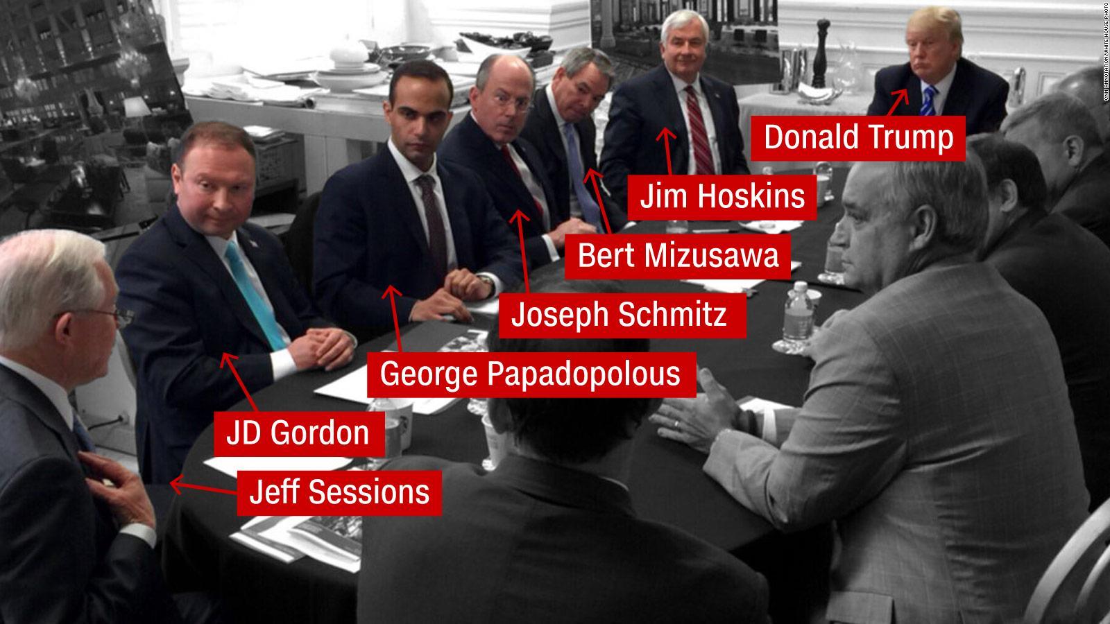 Image result for Trump's academic associates