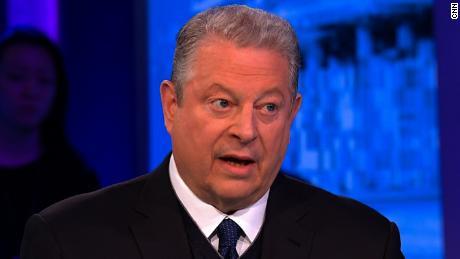 5fa8a4d54c Al Gore  Trump should fire Scott Pruitt
