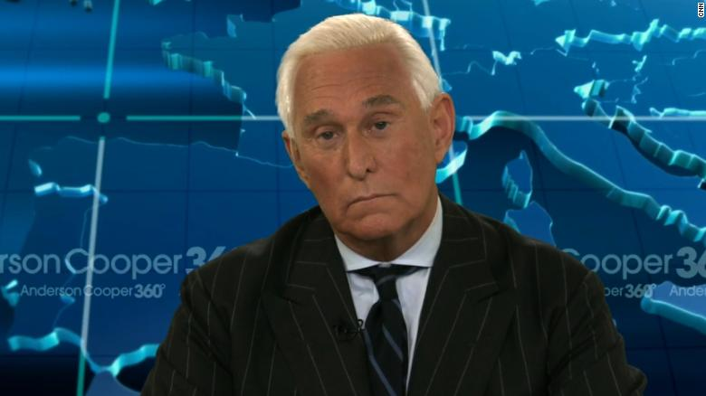 Stone: I never communicated with Assange