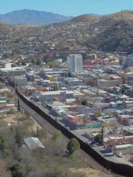 Laredo TX Mexico Border