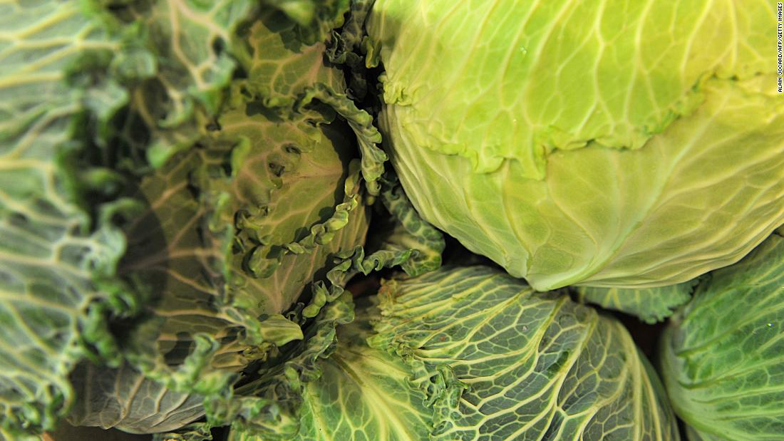 Cabbage took a few steps back by placing 10th. All produce on the Clean 15 list tested positive for fewer than four pesticides, except for cabbage.