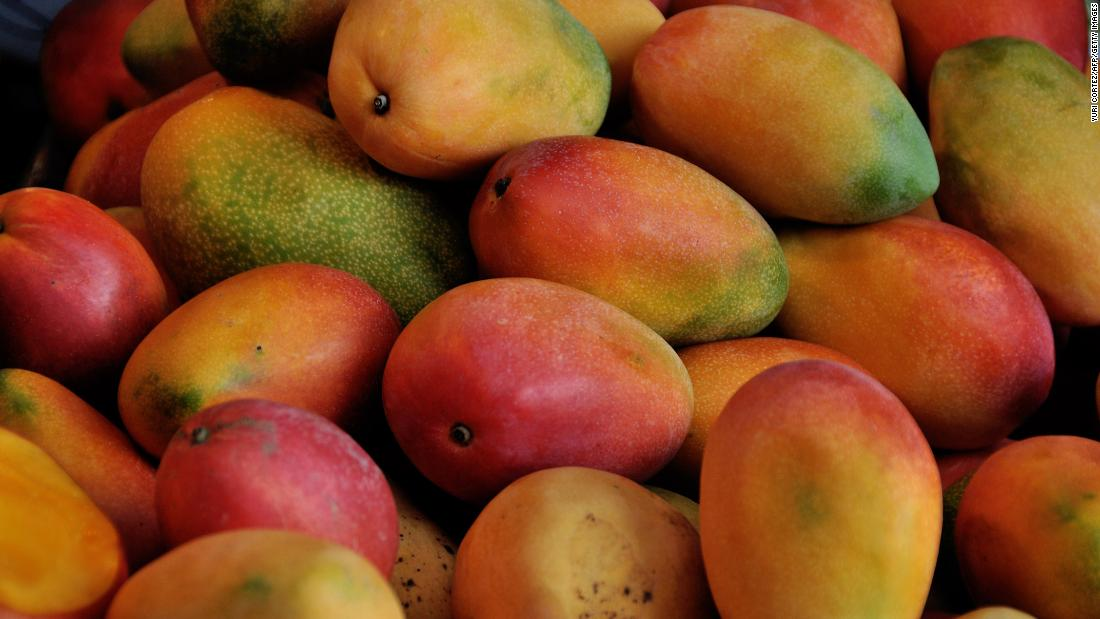 Ninth-cleanest among all the different kinds of produce, mango samples showed no more than two pesticides when tested, while just over three-quarters tested negative for any and all chemical residue.