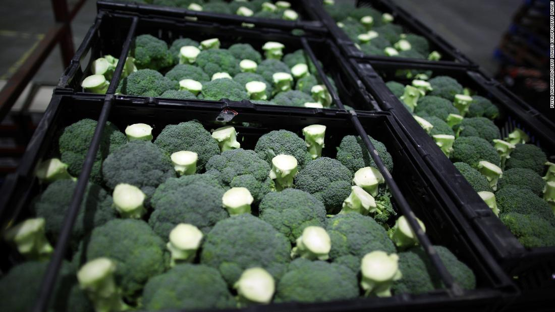Last but not least, broccoli found its way onto the list of cleanest produce. Seven out of 10 samples showed no pesticide residue, while only one in 10 contained more than one pesticide.