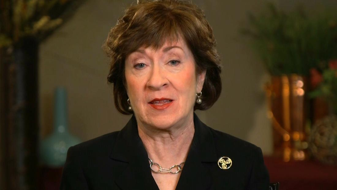 Suspicious letter sent to Sen. Collins' house