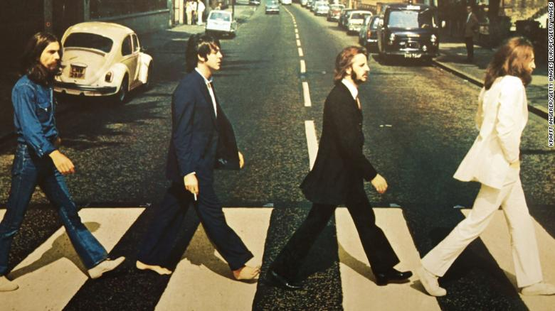 Abbey Road marks 50 years of traffic mayhem by Beatles fans - CNN