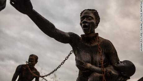 This new lynching memorial rewrites American history