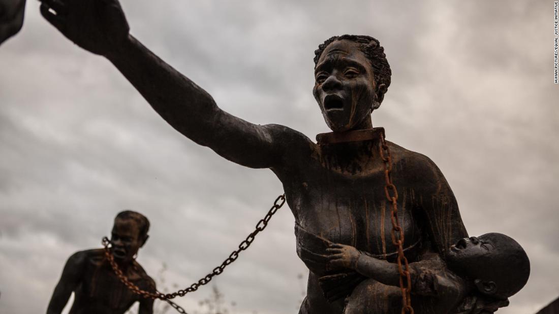 This new lynching memorial rewrites American history