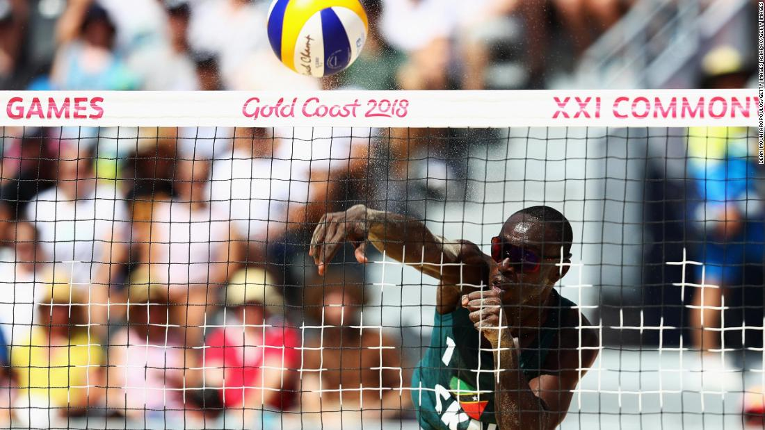 Given how popular beach volleyball has been thus far in the Games, it looks set to be here to stay.