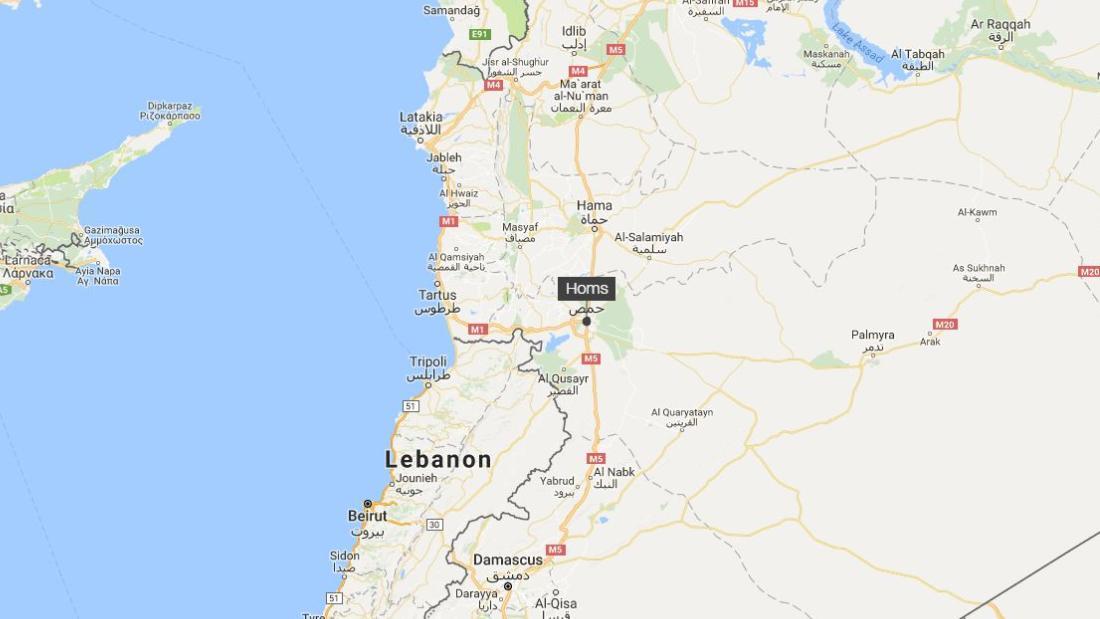 Syrian rebels to surrender enclave near Homs CNN
