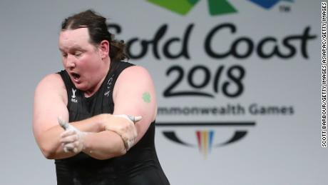 Her participation at the Commonwealth Games as a transgender athlete has split opinion.