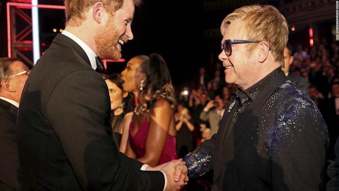 11 juicy details from Elton John's new memoir