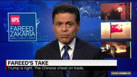 Fareed's Take: China cheats on trade