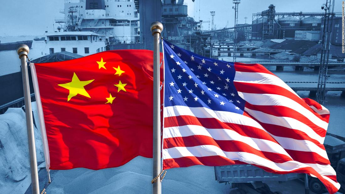 The White House says if China goes through with its promise to retaliate against the US tariffs announced last week, the President is raising the stakes