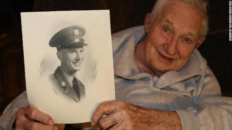 wwii combat veterans one young man s quest to interview as many as
